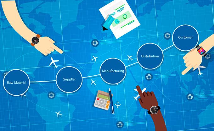 貨運物流新方位:區塊鏈技術與供應鏈再次結合