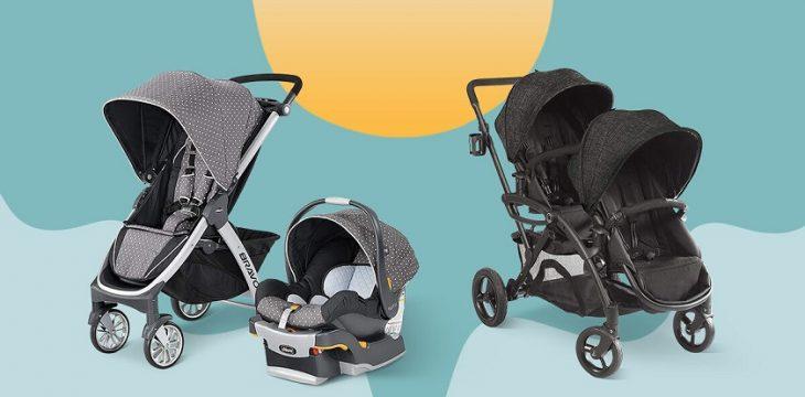 嬰兒手推車應當如何選?選正確了才算是帶孩子武器