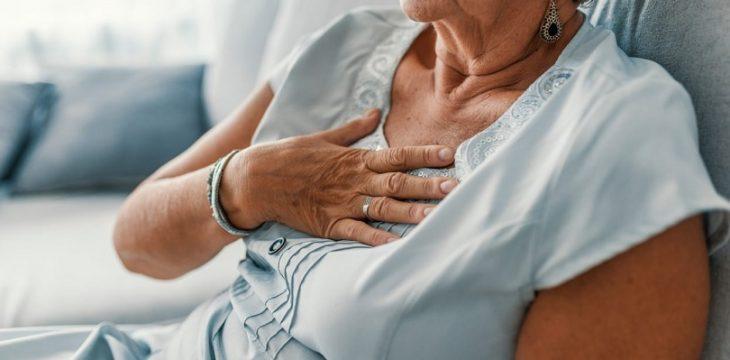胸悶氣短是心臟科最普遍的病症